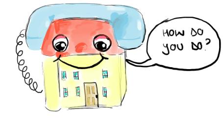 polite telephone manor