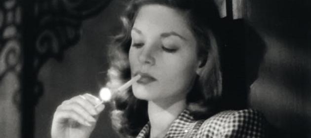 Să fumezi nu te face la fel de cul ca Lauren Bacall. Lauren Bacall e cul pentru că e Lauren Bacall. Ar fi la fel de cul ronțăind morcovi.