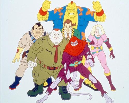 captain planet villains