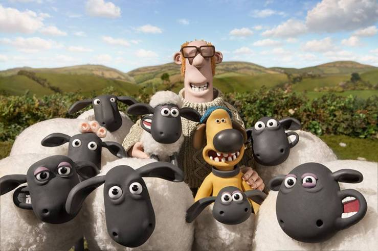 Shaun the Sheep, un film serios, nominalizat la Oscar